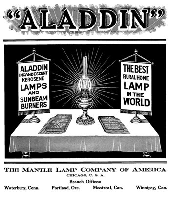 Aladddin : The Best Lamp in the World